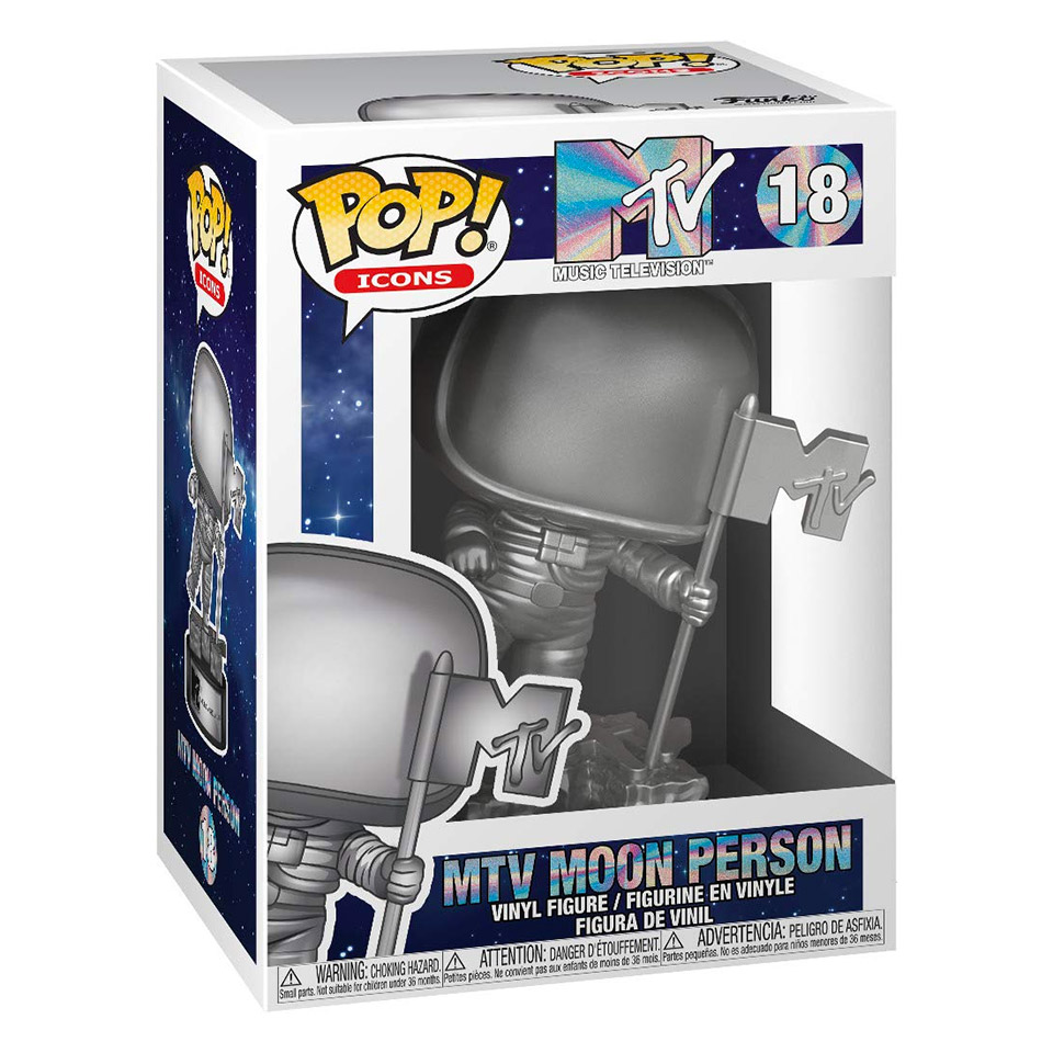 MTV Moon Person POP!