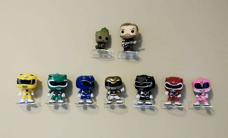 Funko POP! Mini Wall Shelves