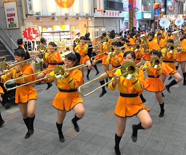 Japan's Best Marching Band