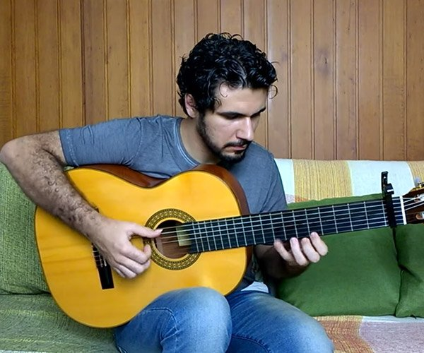 Johnny B. Goode: Fingerstyle