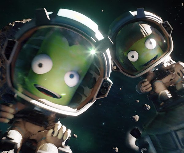 Kerbal Space Program 2 (Trailer)