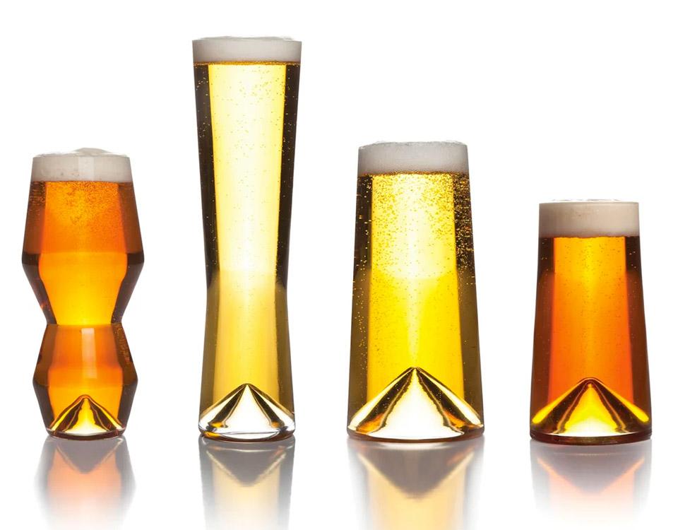 Monti-Taste Beer Glasses