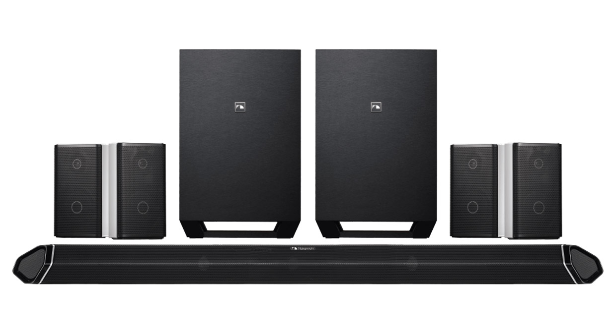 Nakamichi Shockwafe Soundbar Systems Bring The Theater To