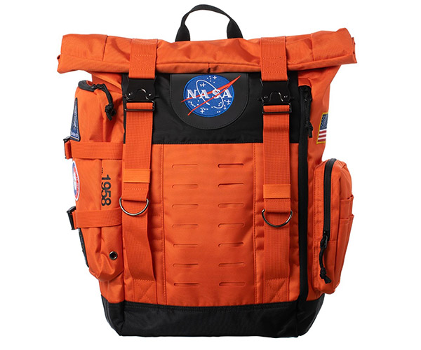 NASA Flight Suit Backpack