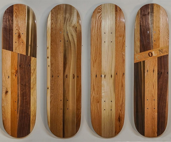 Making Skateboards from Pallets