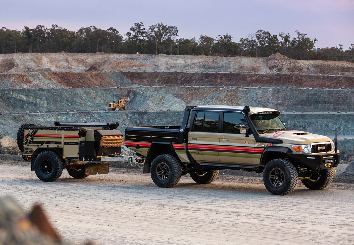Patriot Desert Ops LC79 Land Cruiser
