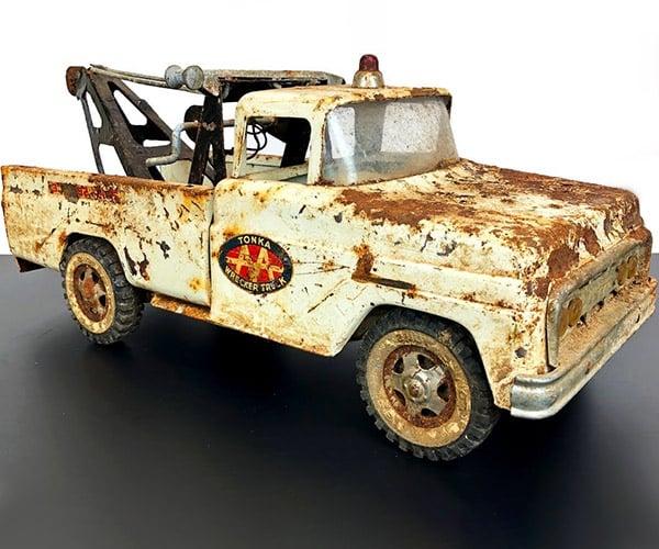 Restoring a Tonka Truck 2