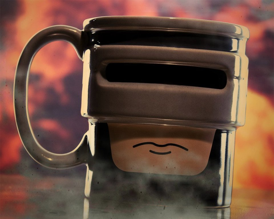 Robocup Coffee Mug