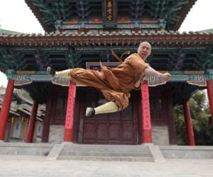 The Shaolin Master Test