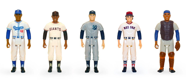 Super7 MLB ReAction Figures