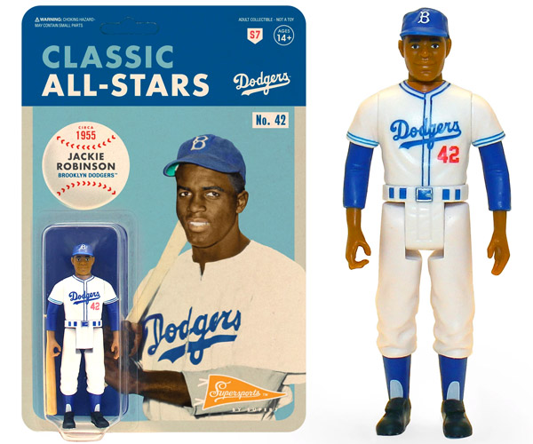 Super7 MLB ReAction Figures