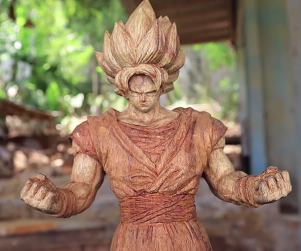 Super Saiyan Sculpting