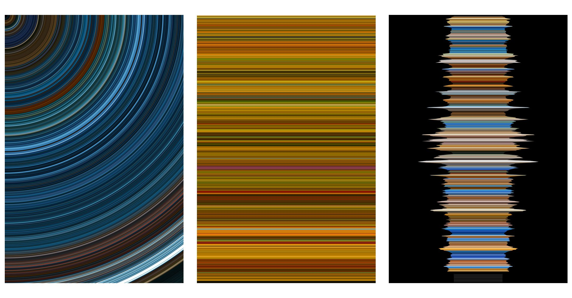 The Colors of Motion Prints