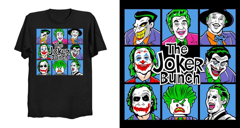 The Joker Bunch T-Shirt