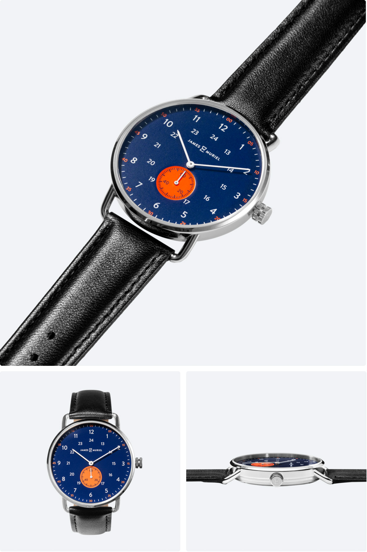 Timekeeper Watch