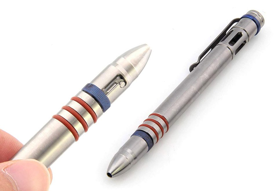 Titaner Reverse Bolt Action Pen