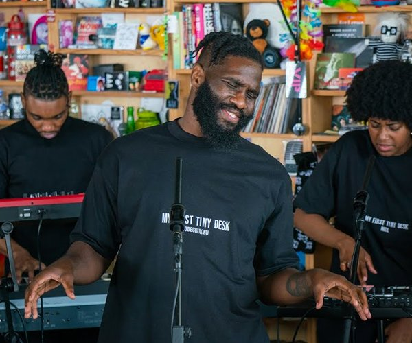 Tobe Nwigwe: Tiny Desk Concert