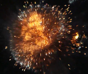 Ultra Slow-mo Explosions