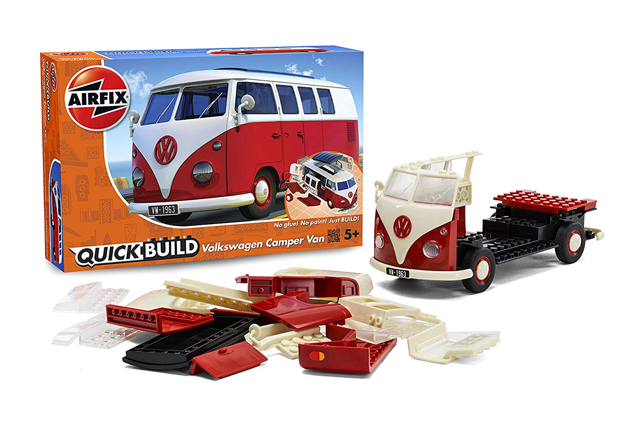 Airfix VW Camper Van Model