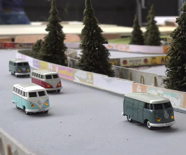 Micro VW Micro Buses