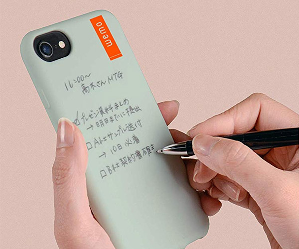 Wemo Erasable Phone Cases