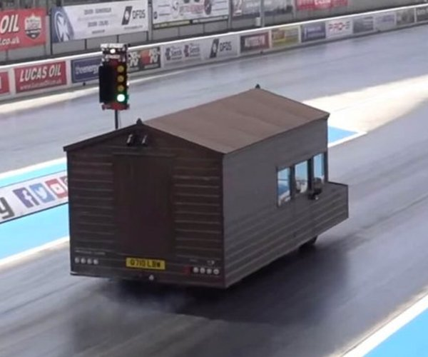 World's Fastest Shed