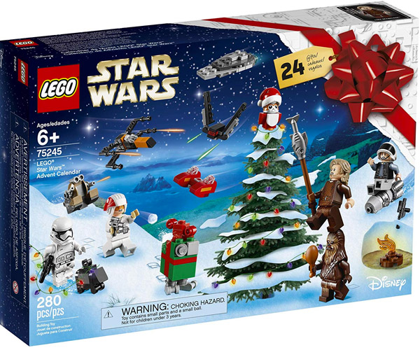 2019 LEGO Star Wars Advent Calendar