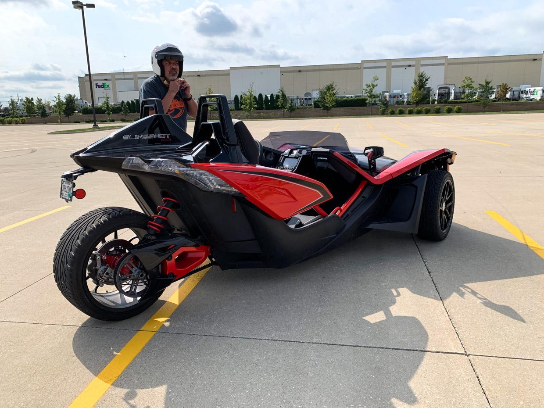 Driven: 2019 Slingshot SLR