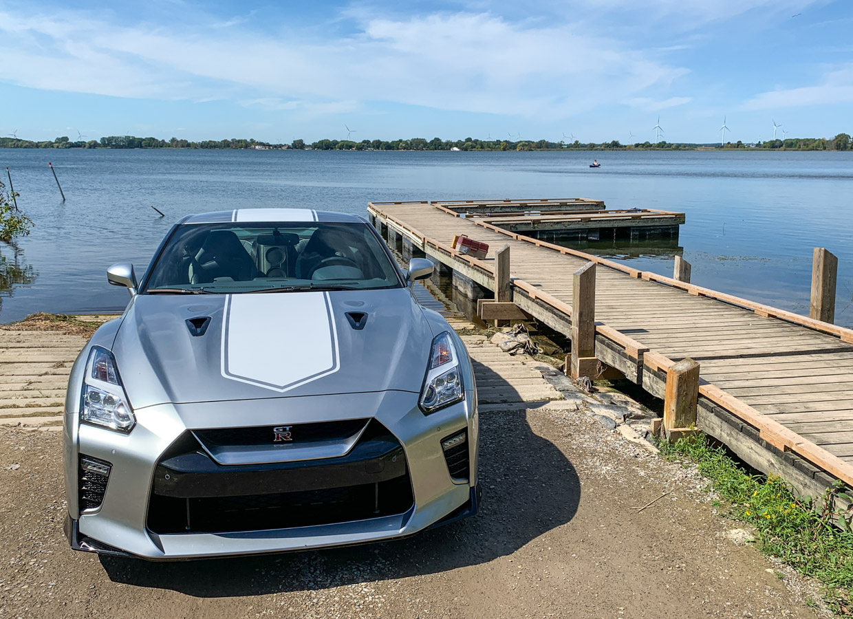 Driven: 2020 Nissan GT-R
