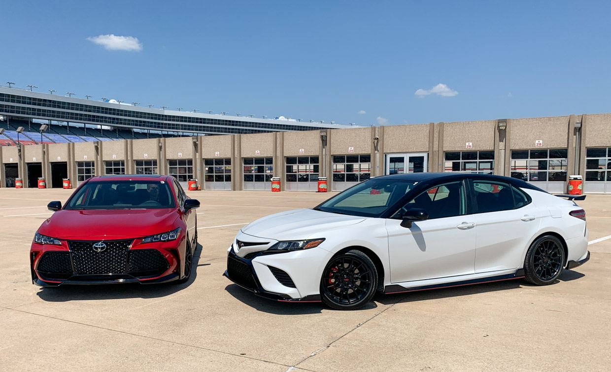 Toyota TRDs All the Things with the 2020 Camry TRD and