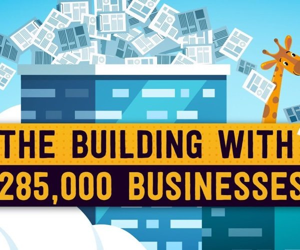One Building, 285,000 Businesses