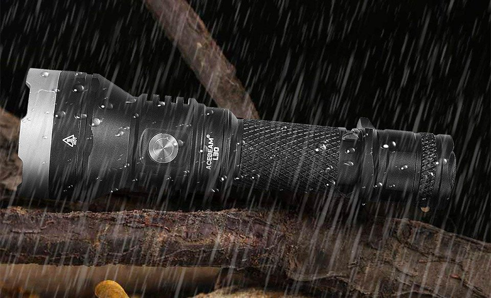 Acebeam L30 Tactical Flashlight