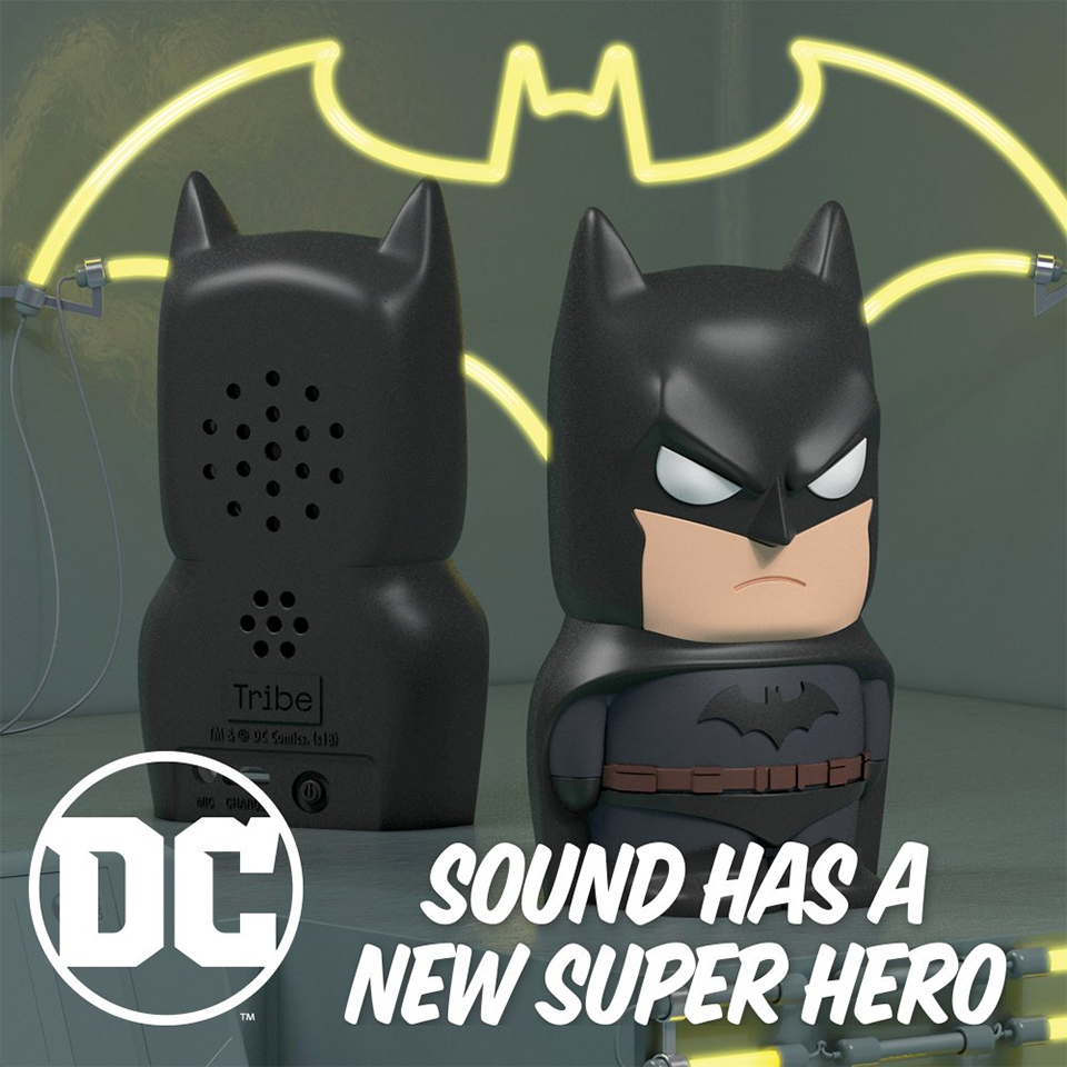 Batman Bluetooth Speaker