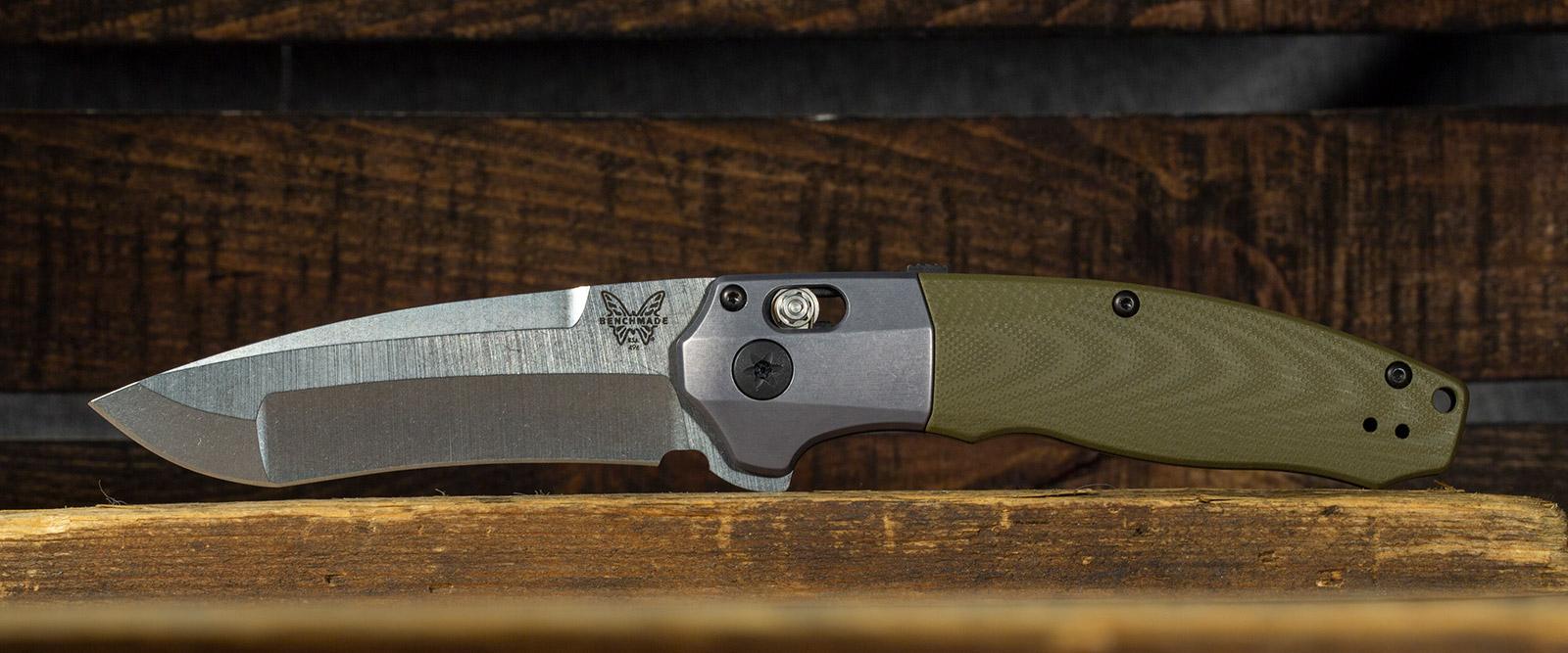 Benchmade 496 Vector Flipper Knife
