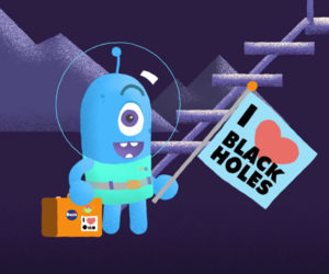NASA's Guide to Black Hole Safety