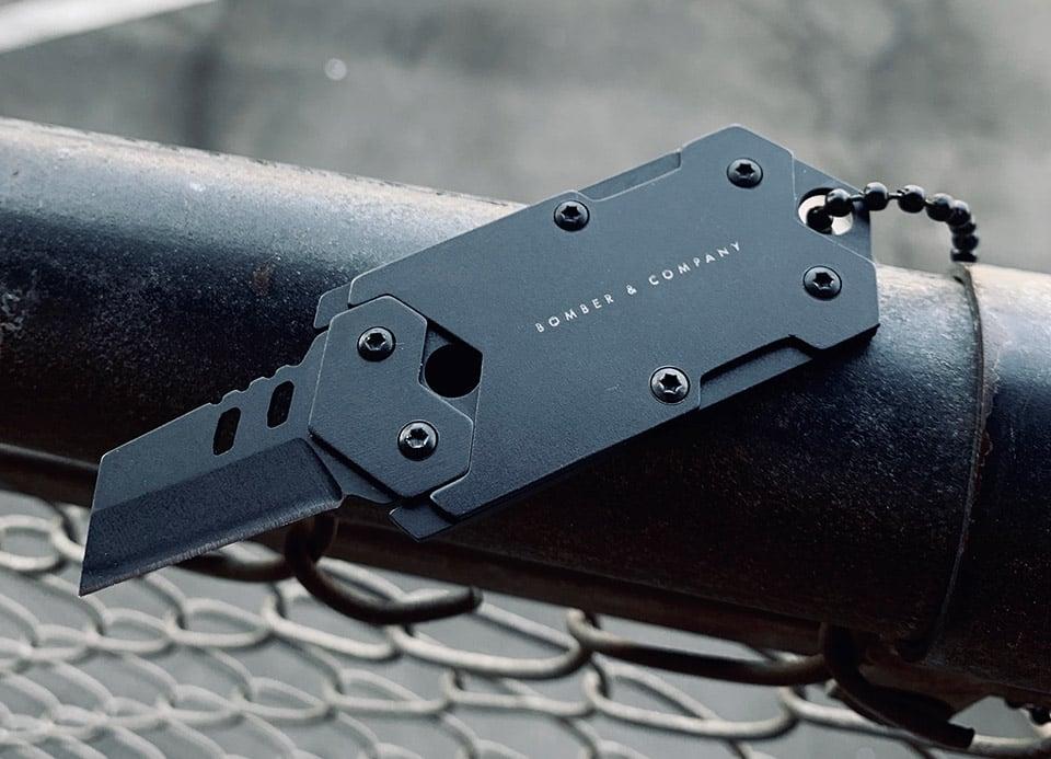 B-2 Dog Tag Knife
