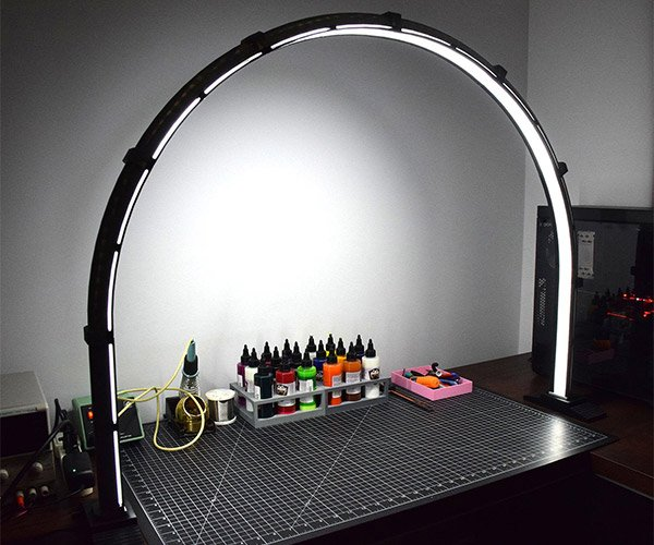 MoonArc Hobby Workbench Lamp