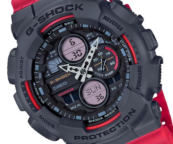 G-SHOCK GA140 Series