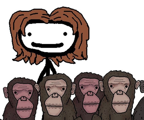 True Stories About Chimps
