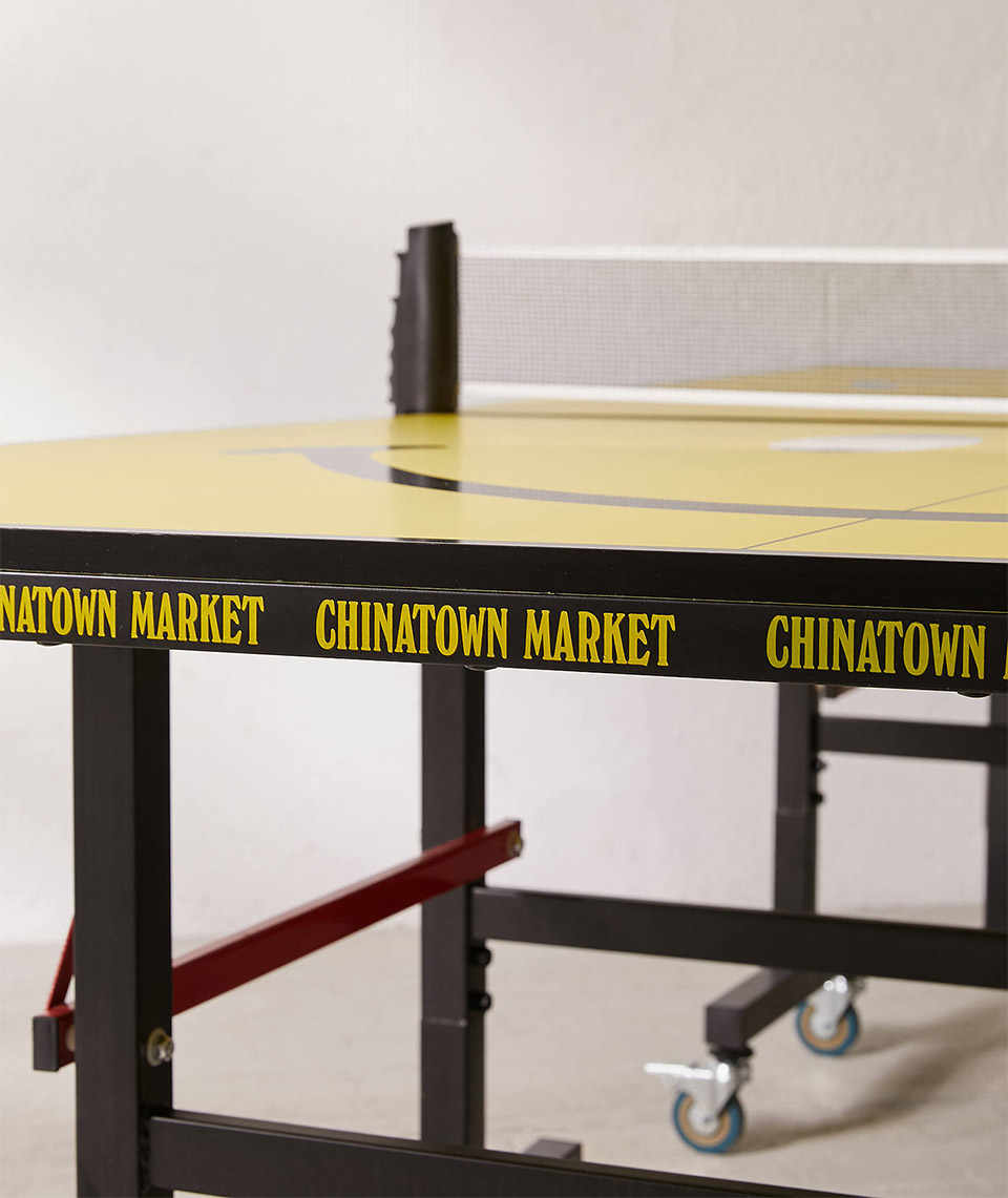 Chinatown Market Ping Pong Table