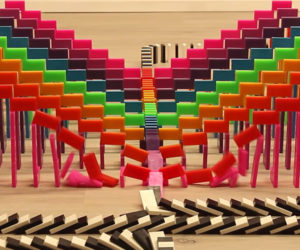 Cool Domino Constructions