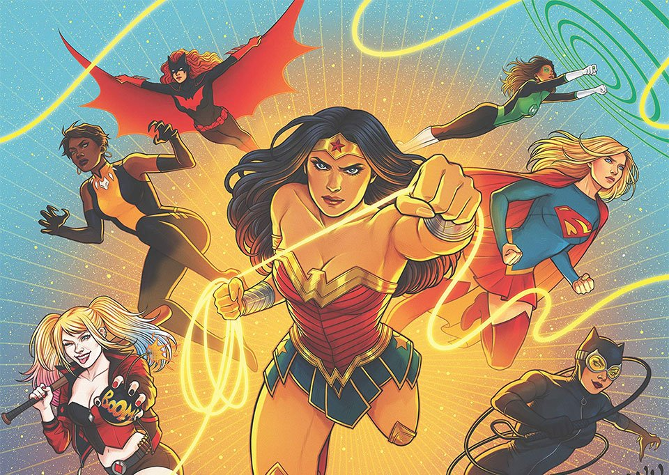 DC: Women of Action
