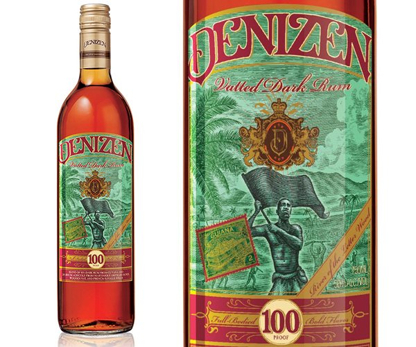 Denizen Vatted Dark Rum