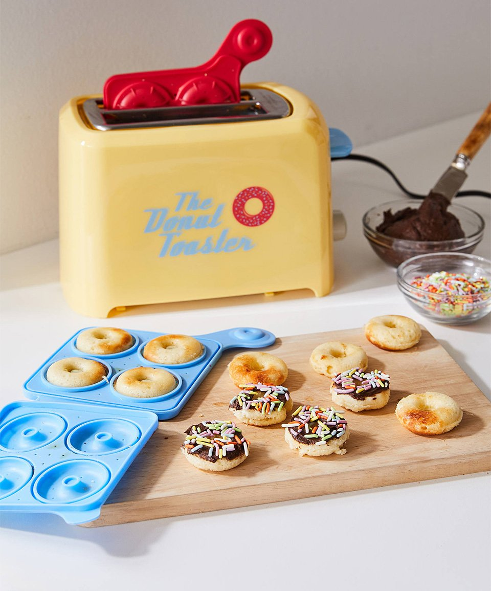 Mini Donut Toaster