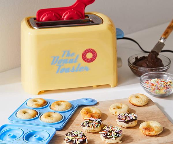 Mini Donut Toaster