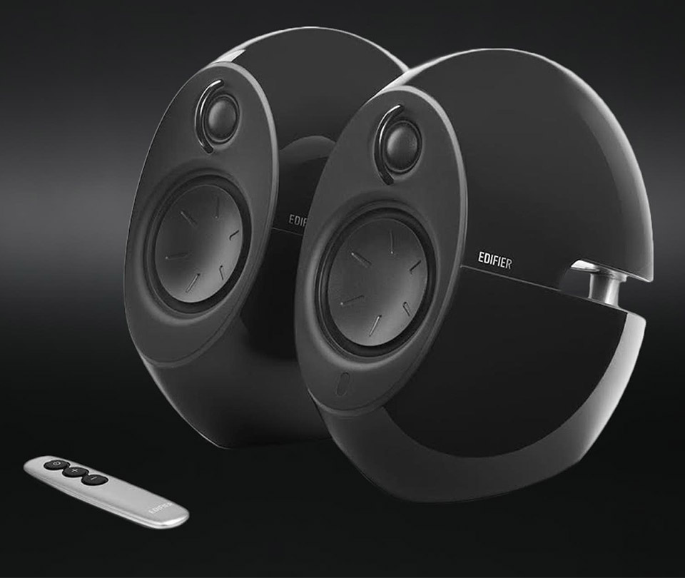 Edifier E25 Luna Eclipse Speakers