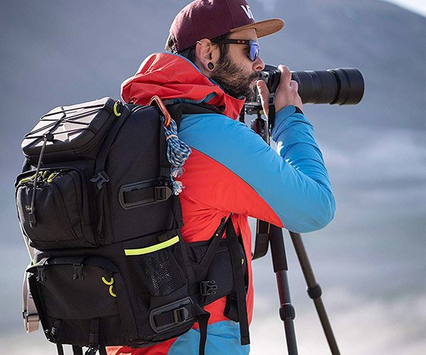 Endurax XL Camera Backpack