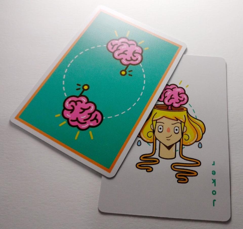 Eureka! Playing Cards