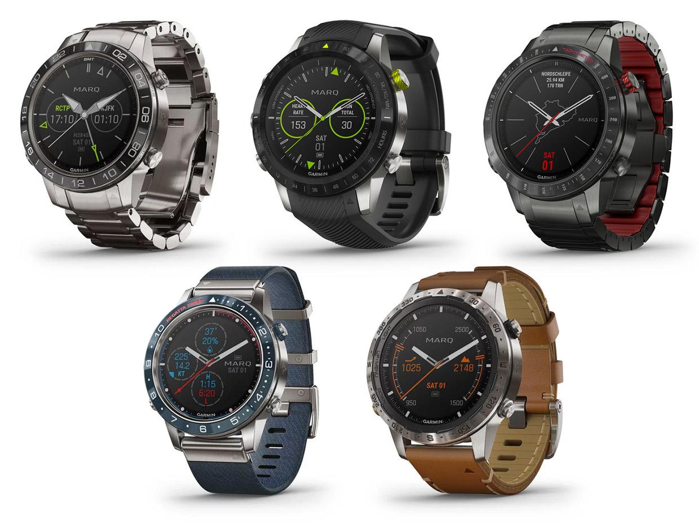 Garmin MARQ Series Watches