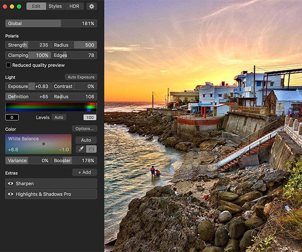 HDRtist NX2 HDR Imaging Software